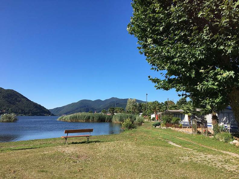 Image 2 - Camping Lugano Lake