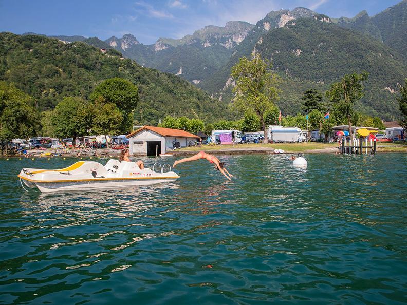 Image 0 - Camping Monte Generoso