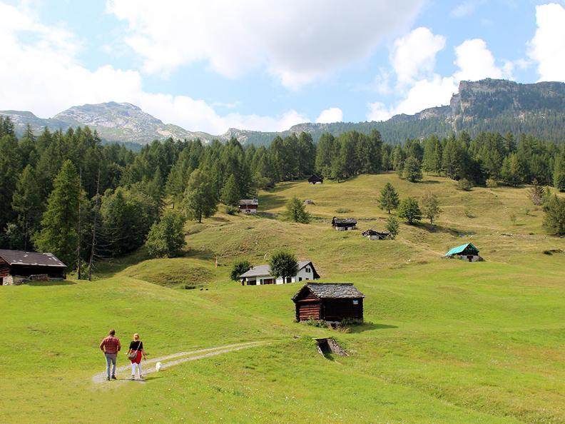 Image 1 - Mountain hut La Reggia