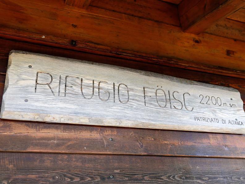 Image 0 - Rifugio Föisc