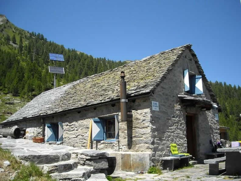 Image 0 - Mountain hut  Alzasca