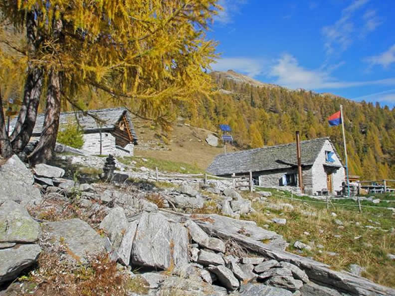 Image 2 - Mountain hut  Alzasca