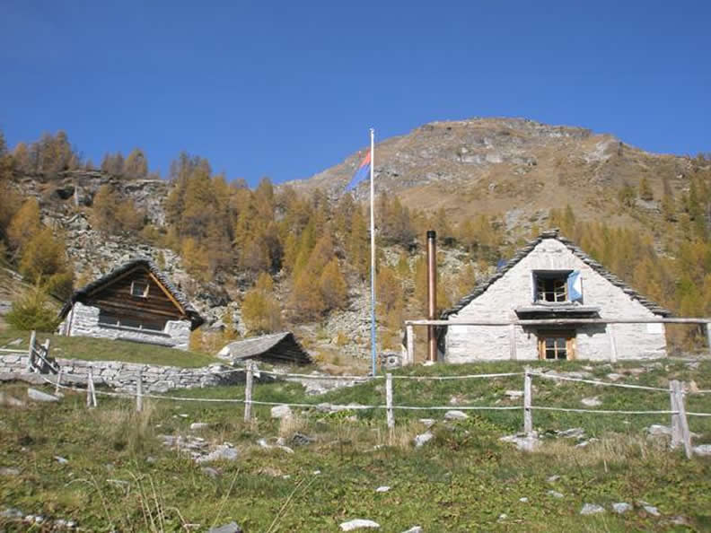 Image 3 - Mountain hut  Alzasca