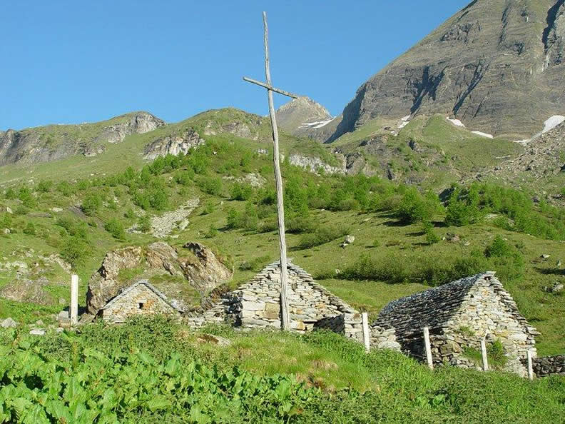 Image 2 - Berghütte Pian di Crest