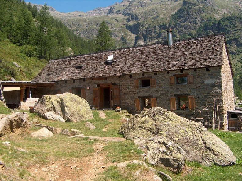 Image 0 - Mountain hut Soveltra
