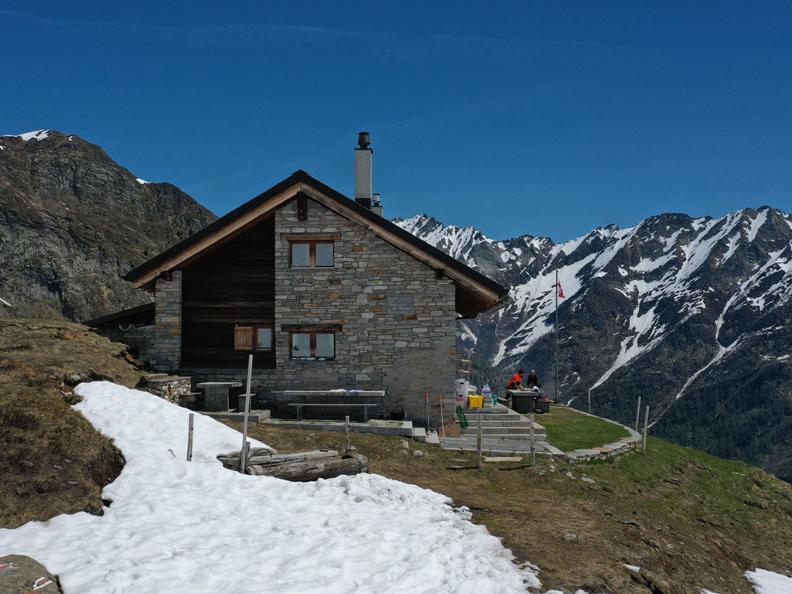 Image 1 - Berghütte Poncione di Braga