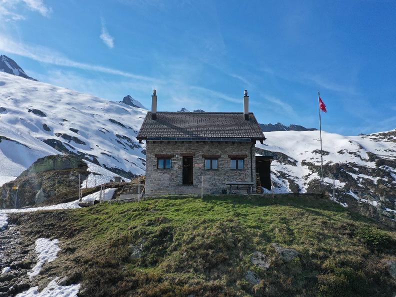Image 4 - Berghütte Poncione di Braga