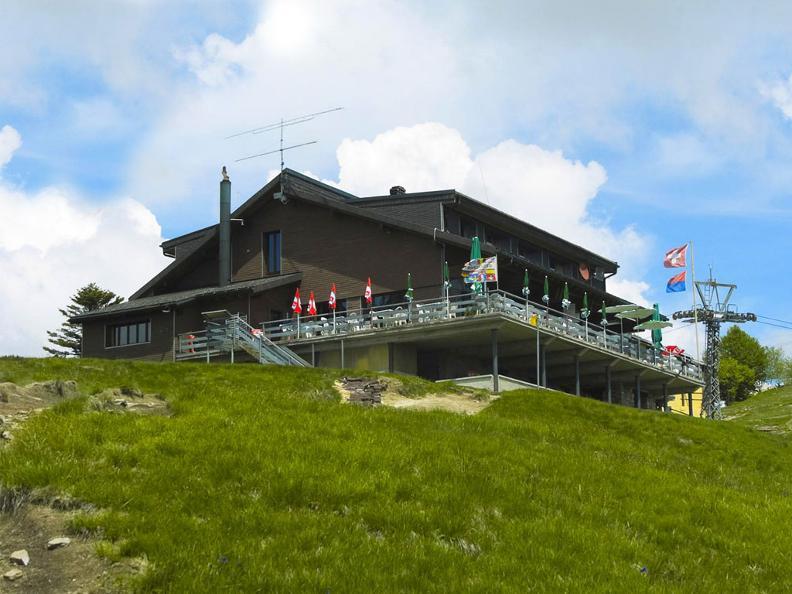 Image 0 - Mountain hut Cimetta
