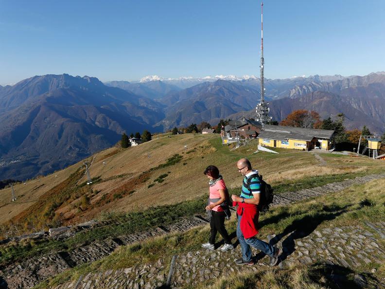 Image 1 - Mountain hut Cimetta