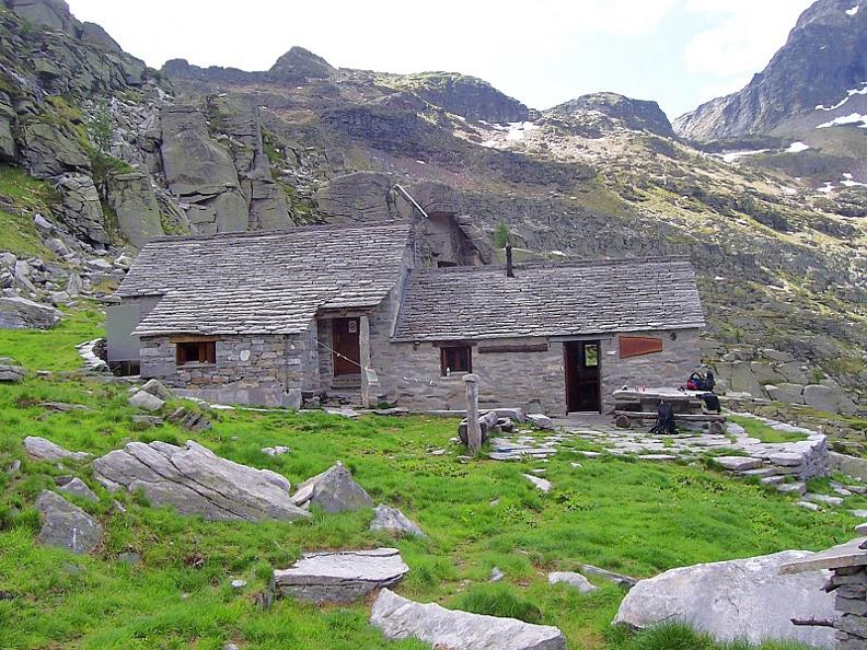 Image 0 - Mountain hut Efra