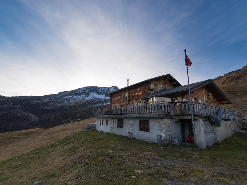 Image 8 - Mountain hut Grossalp