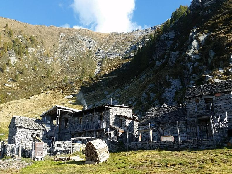 Image 0 - Mountain hut Nimi