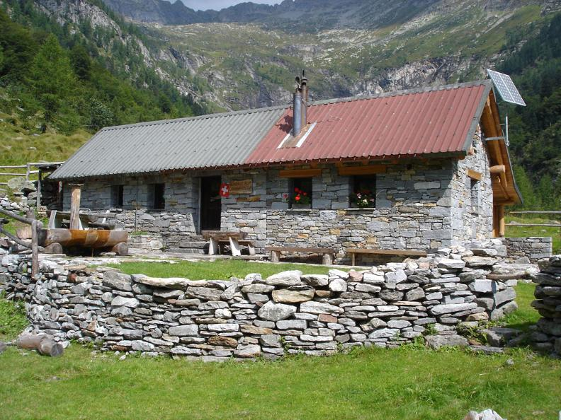 Image 0 - Mountain hut Osola