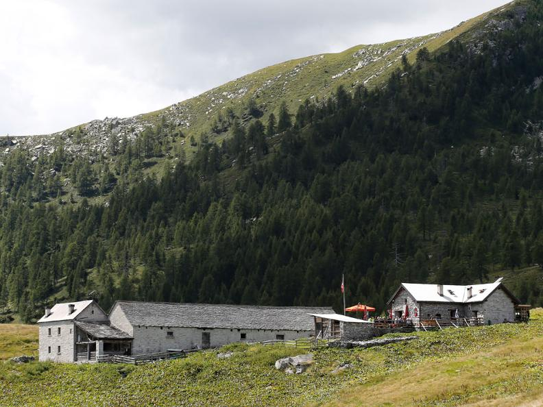 Image 1 - Mountain hut Salei