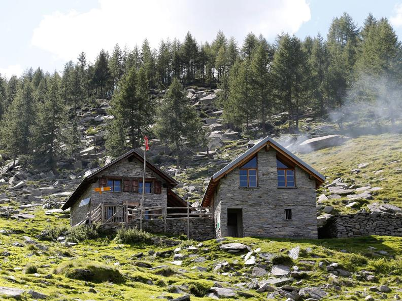 Image 0 - Mountain hut Arena