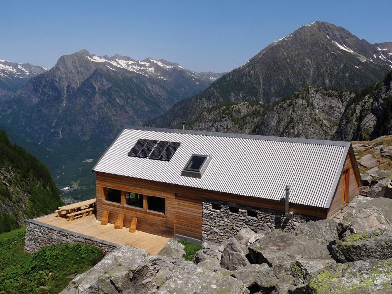 Image 0 - Mountain hut Tomeo
