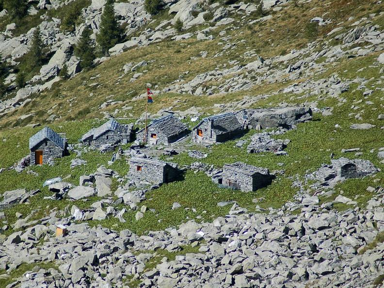 Image 0 - Mountain hut Fiorasca
