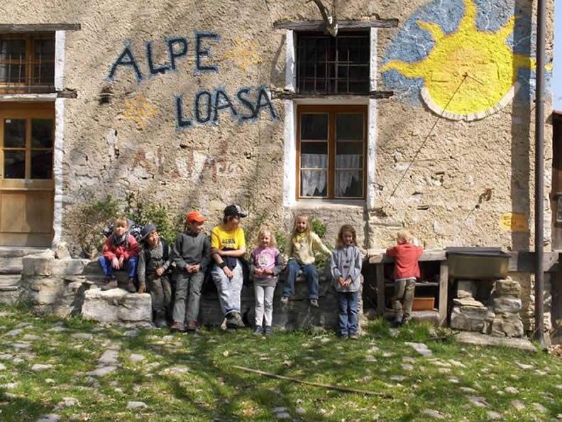 Image 1 - Capanna Alpe Loasa
