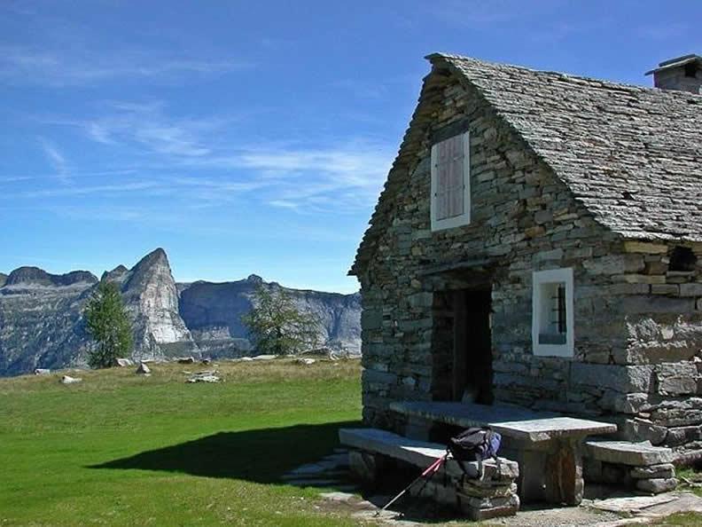 Image 1 - Berghütte Starlaresc