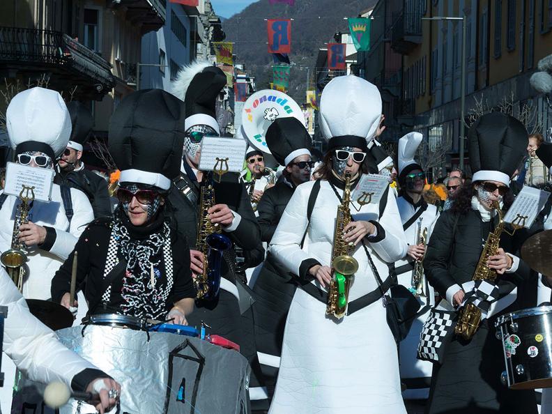 Image 4 - Carnival in Ticino 2019