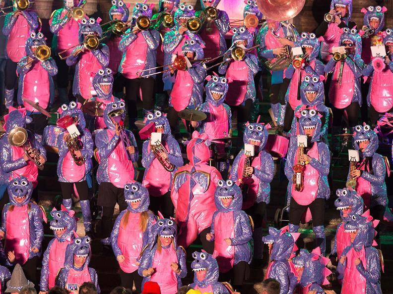 Image 5 - Carnival in Ticino 2019