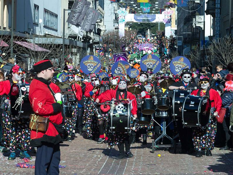 Image 9 - Carnival in Ticino 2019