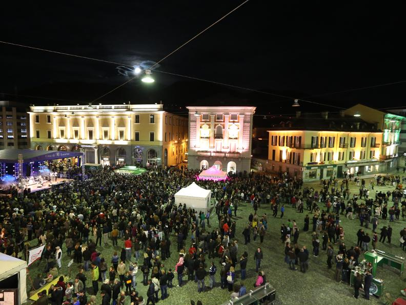 Image 0 - Sleepless night in Locarno