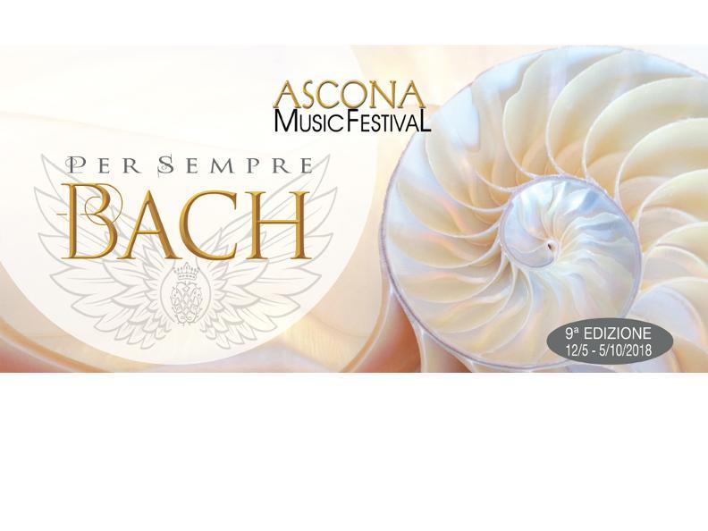 Image 0 - Ascona Music Festival 2018. Per sempre Bach.