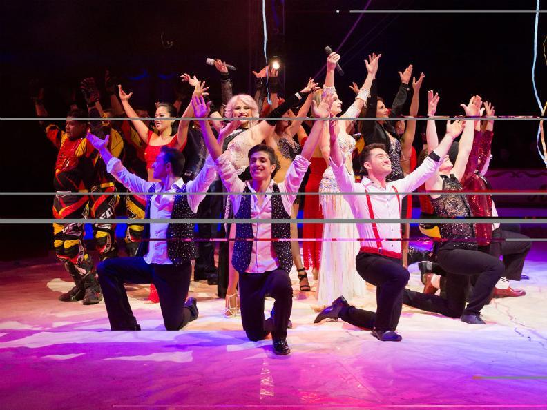 Image 0 - Circus Nock