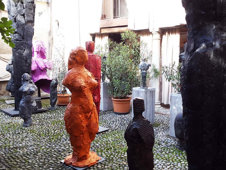 Image 0 - G'15 Mostra di scultura all'aperto del Gambarogno