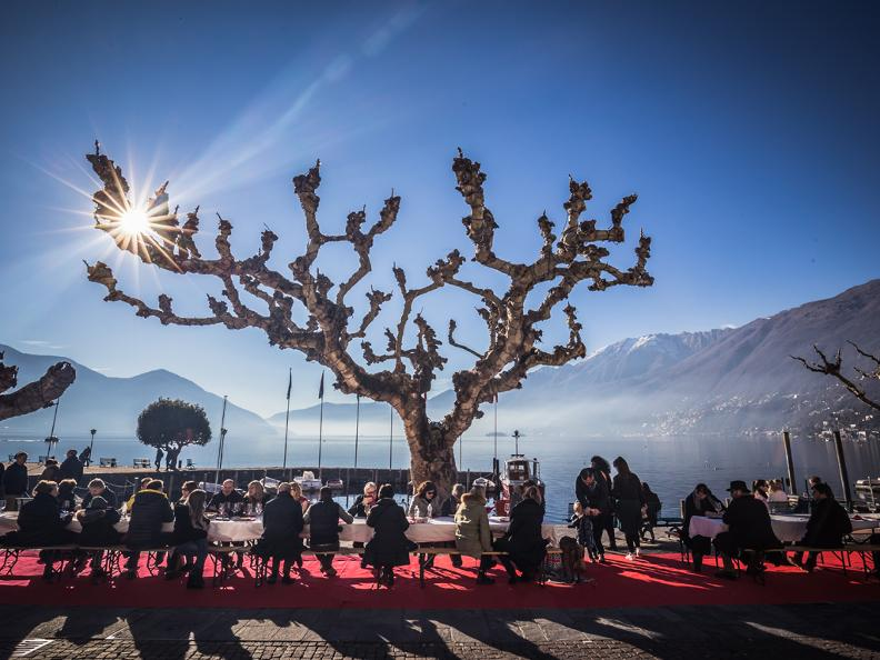 Image 0 - La Tavolata di Ascona