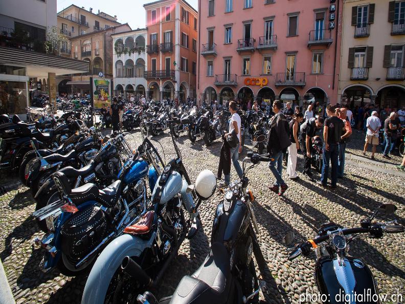 Image 12 - Rombo Days - Harley Davidson