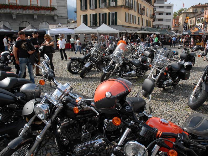 Image 0 - Rombo Days - Harley Davidson