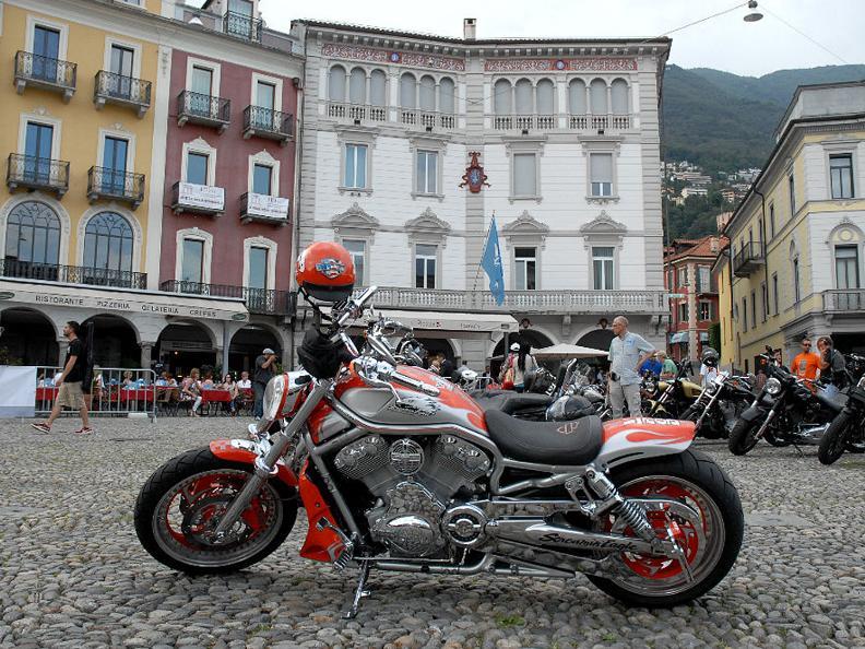 Image 2 - Rombo Days - Harley Davidson