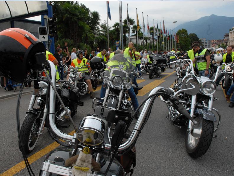 Image 3 - Rombo Days - Harley Davidson