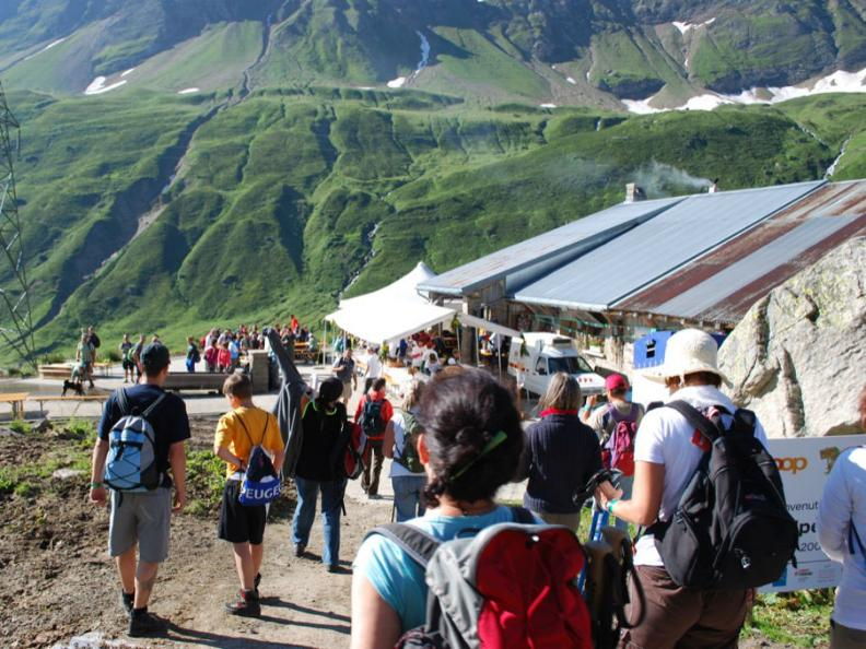 Image 0 - CANCELLED: Mèngia e viègia i li èlp - Mangia e cammina sugli alpi