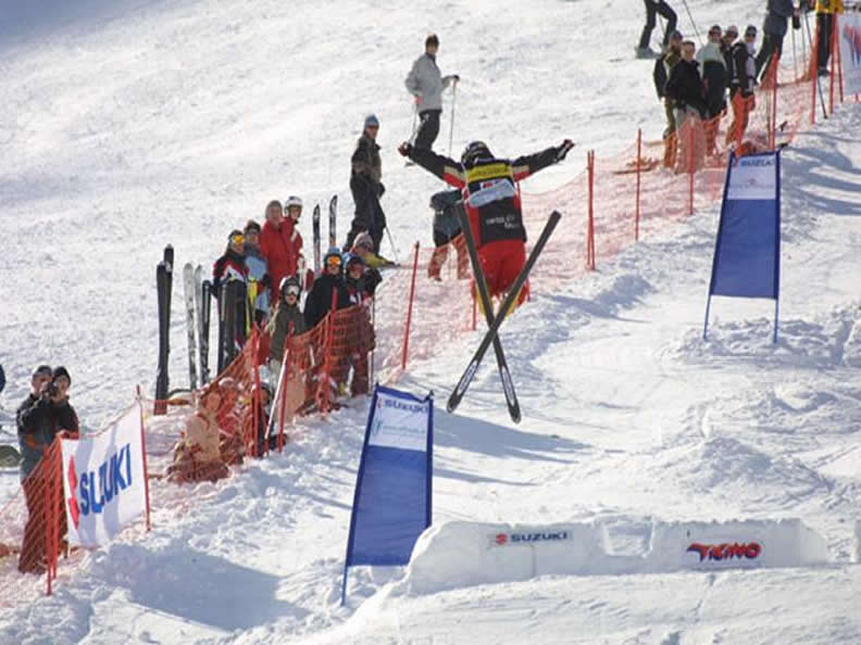 Image 1 - Aerials Ski Freestyle Europa Cup