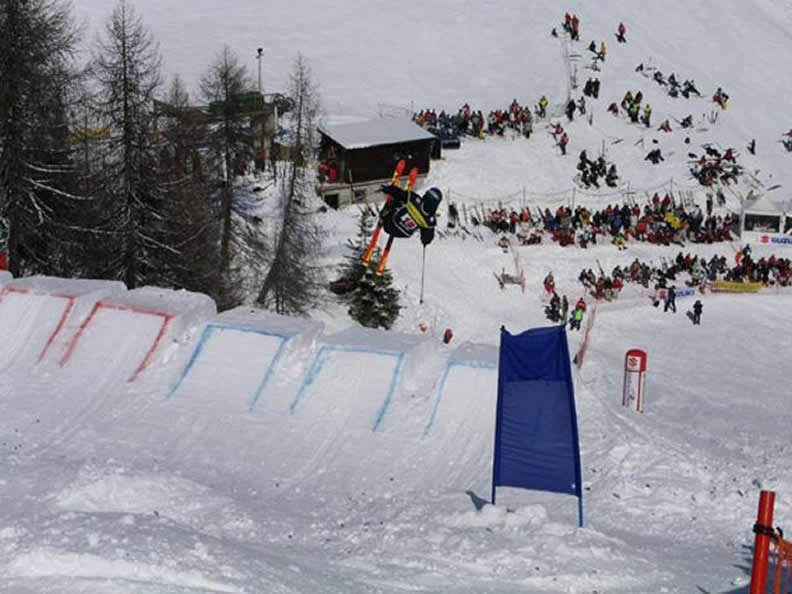 Image 2 - FIS Europa Cup Freestyle - Aerials