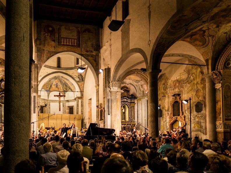 Image 0 - 73. Settimane Musicali Ascona