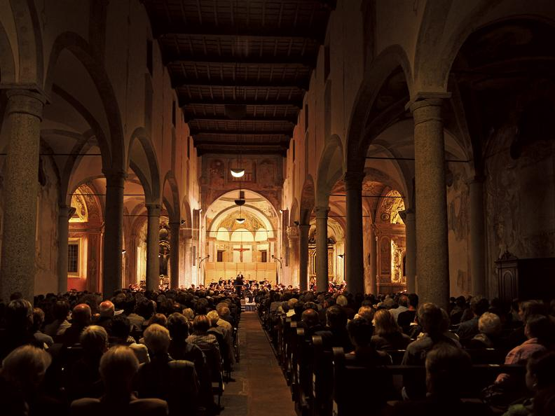 Image 2 - 73. Settimane Musicali Ascona