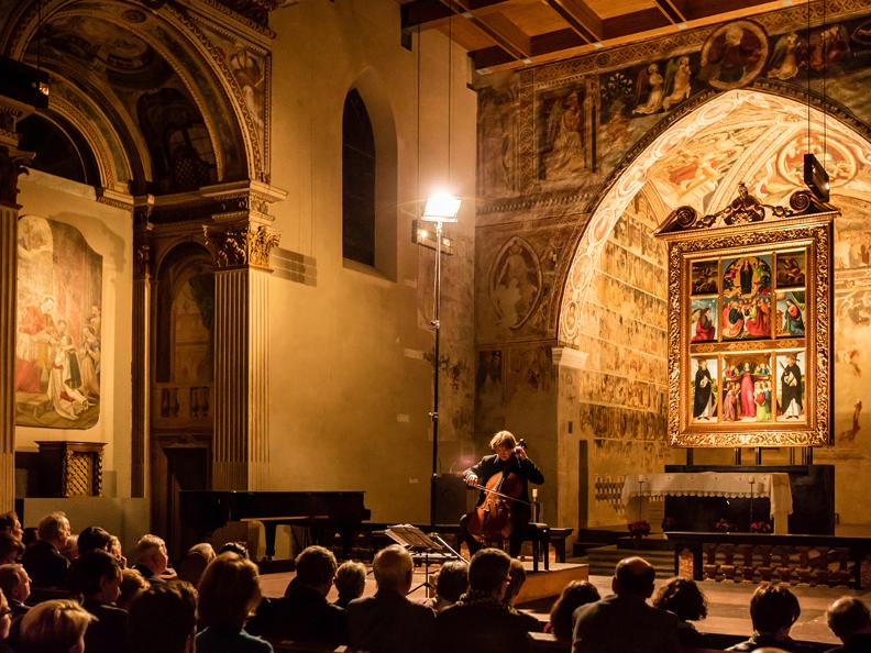 Image 1 - 75e Settimane Musicali Ascona