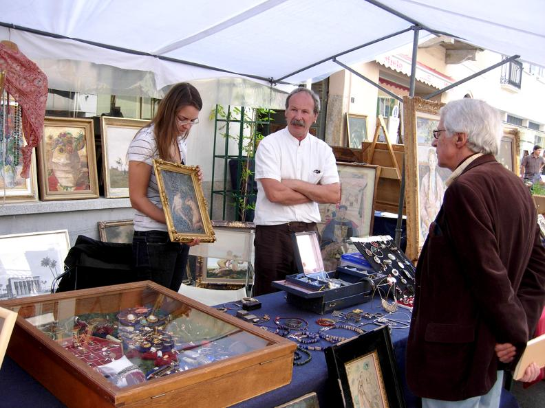 Image 2 - Antique fair