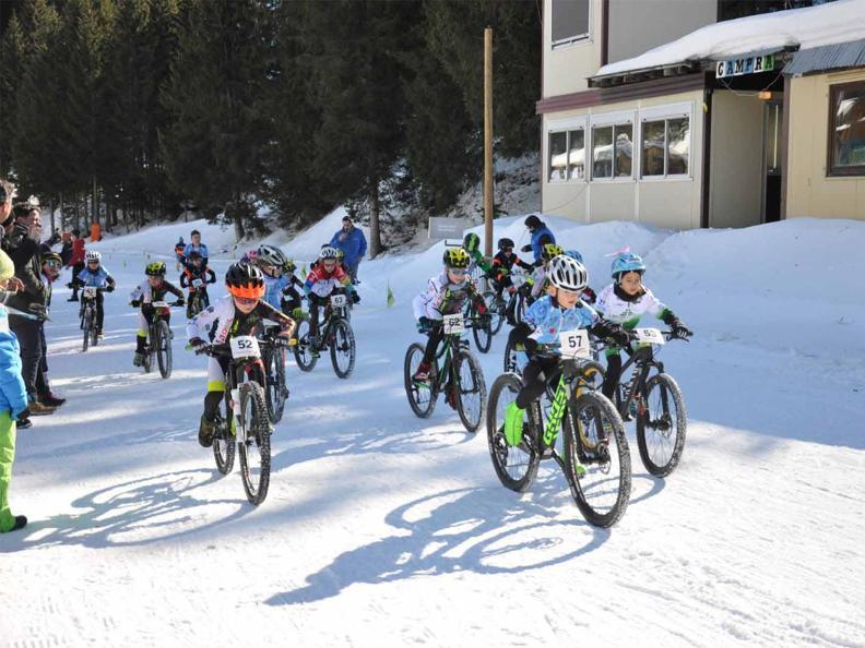 Image 1 - MTB Snow Race Campra 2021
