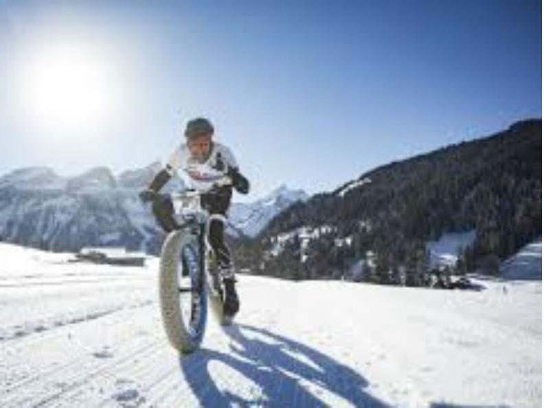 Image 1 - MTB Snow Race Campra 2019