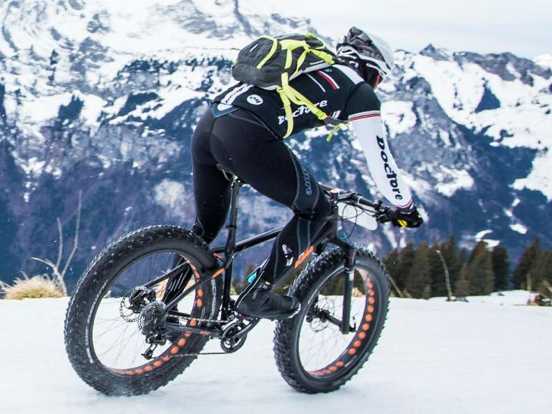 Image 2 - MTB Snow Race Campra 2019