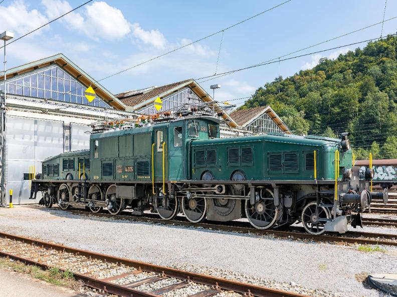 Image 0 - Alpine Mobility Days - Swiss Railpark