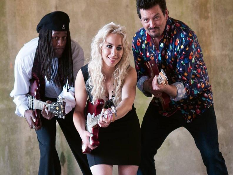 Image 1 - Blues Caravan 2018 feat. Mike Zito, Bernard Allison, Vanja Sky - Vallemaggia Magic Blues