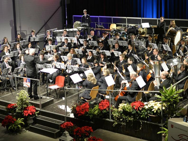 Image 0 - Concerto di Ga Concerto di Gala della Civica filarmonica di Bellinzona