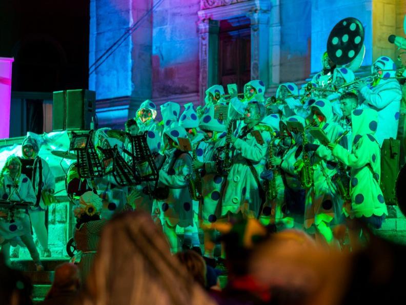 Image 7 - ABGESAGT: Im Reich von König Rabadan Karneval in Bellinzona