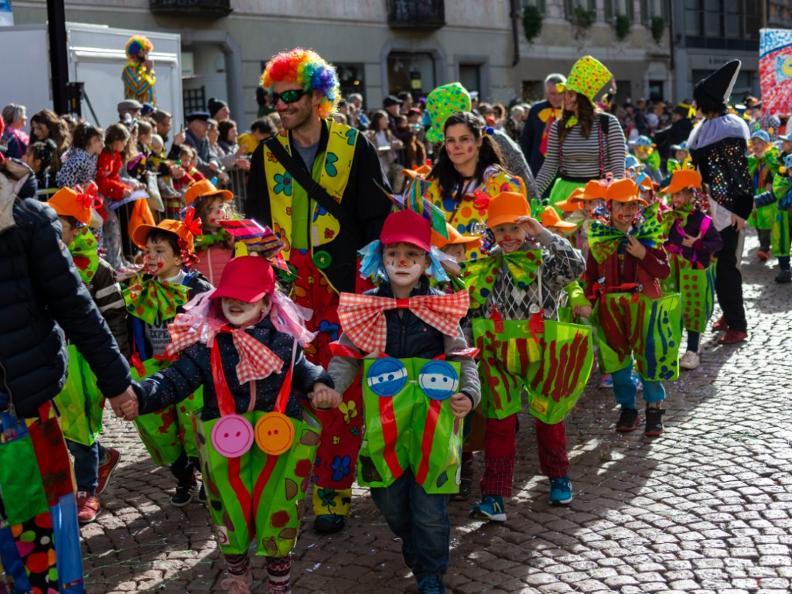 Image 2 - ABGESAGT: Im Reich von König Rabadan Karneval in Bellinzona